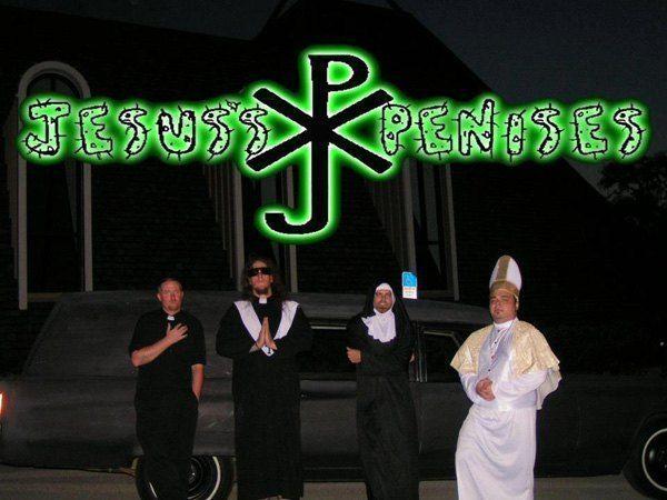 Jesus Penises