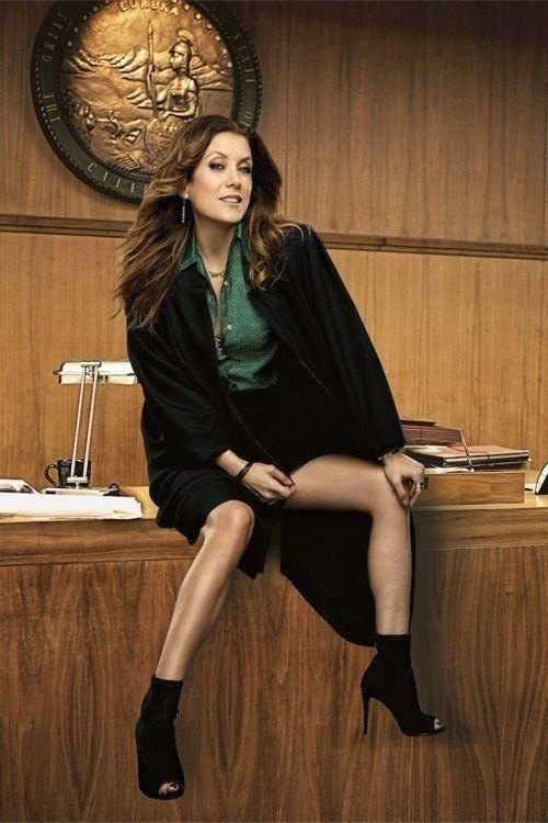 Kate Walsh Legs
