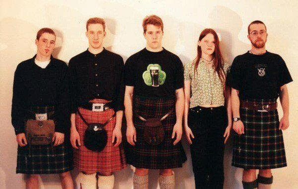 Kilt Bros Awkward Band