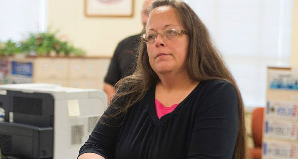 Kim Davis God's Authority