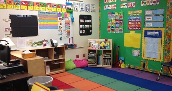 GOP Debate Kindergarten Classroom