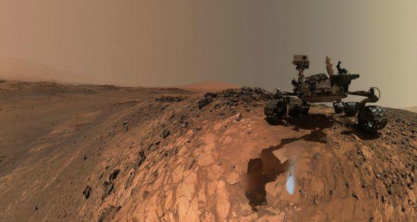 NASA Mars Not Dry, Sexless
