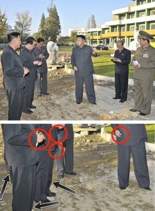 North Korea Fail