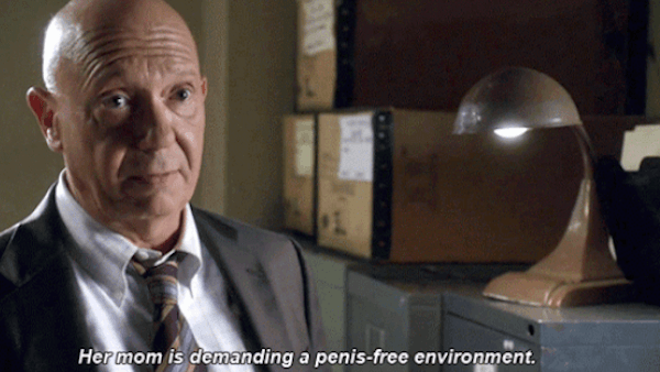 Penis Free Environment
