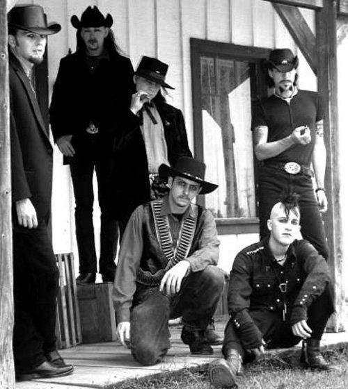 Punk Cowboys