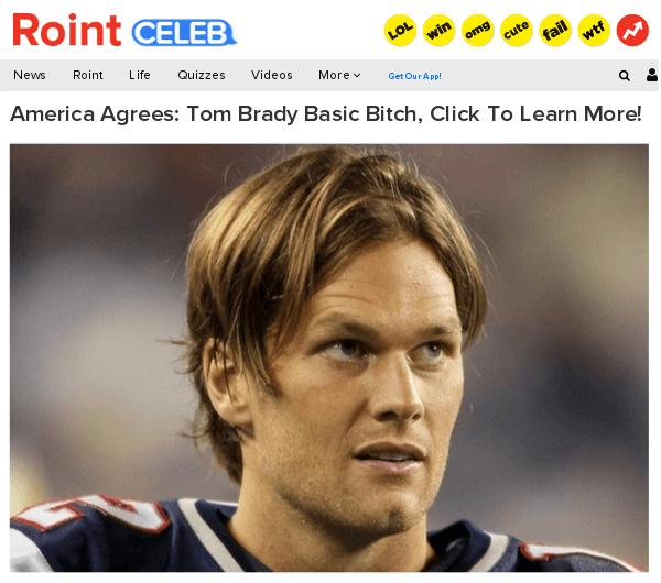 Roint Brady Basic