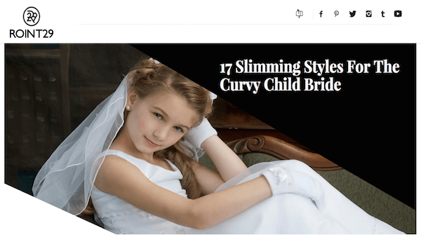 Roint Child Bride