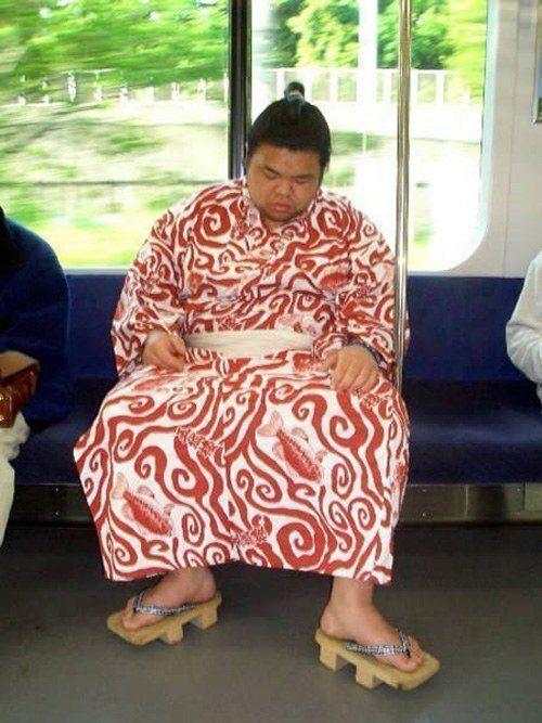 Sleepy Samurai