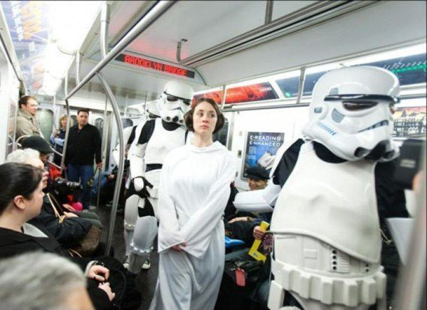 Star Wars Riders