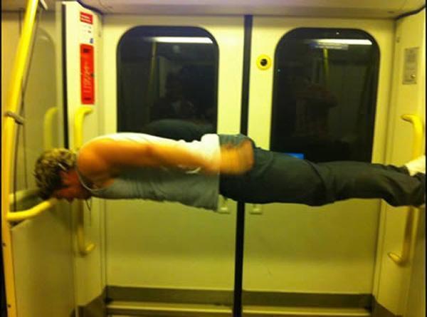 Subway Planker