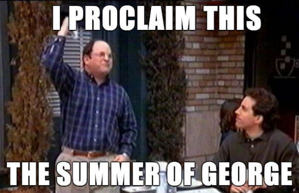 Summer Of George