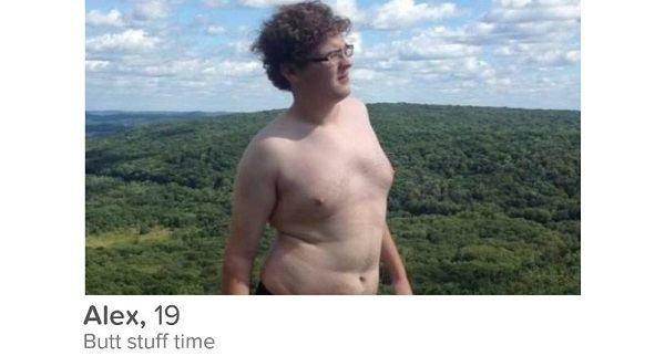Tinder Profiles Butt Stuff