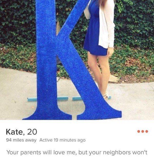 Tinder Profiles Neighbors