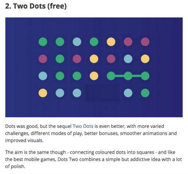 Dear Shane Two Dots Game