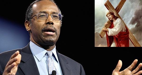 Ben Carson Romans Crucify