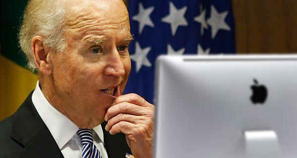 Joe Biden Democratic Debate Evite