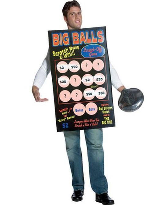 Big Balls Scratch