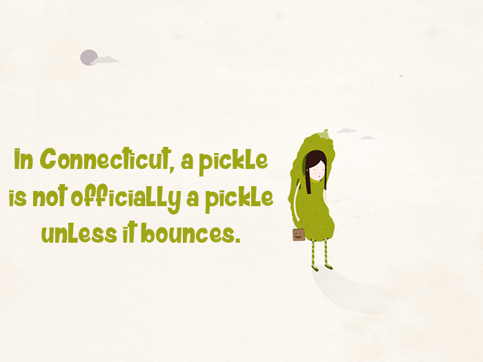 Bouncy Pickle