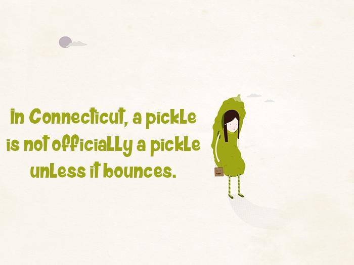 Bouncy Pickle