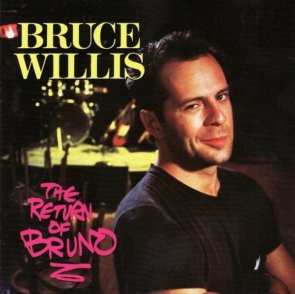 Bruce Willis Bruno