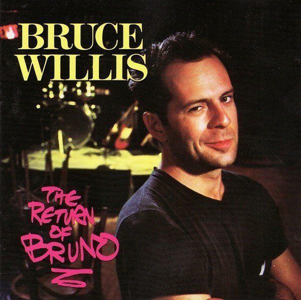 Bruce Willis Bruno