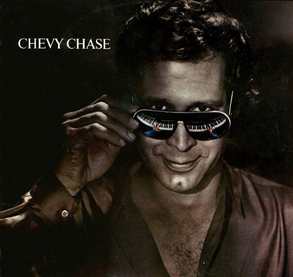 Chevy Chase Celebrity Albums
