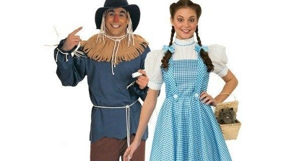 Dorothy Scarecrow