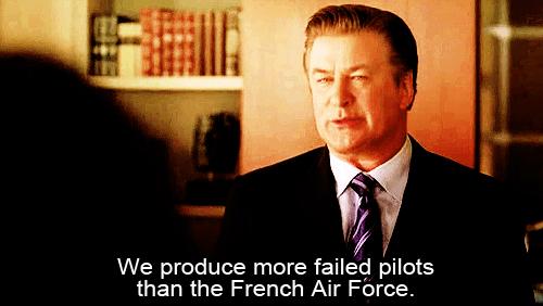 Failed Pilots