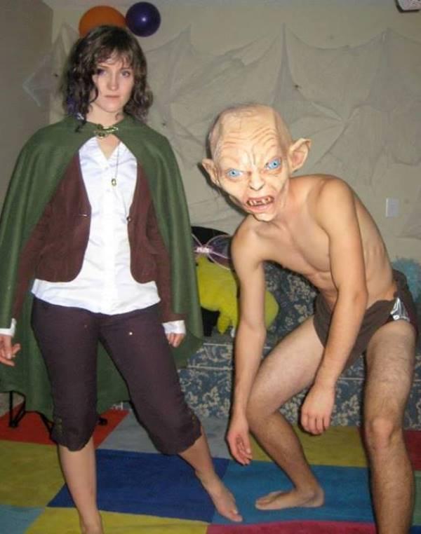 Frodo Golum