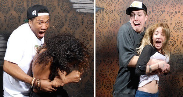 Funny Haunted House Picture
