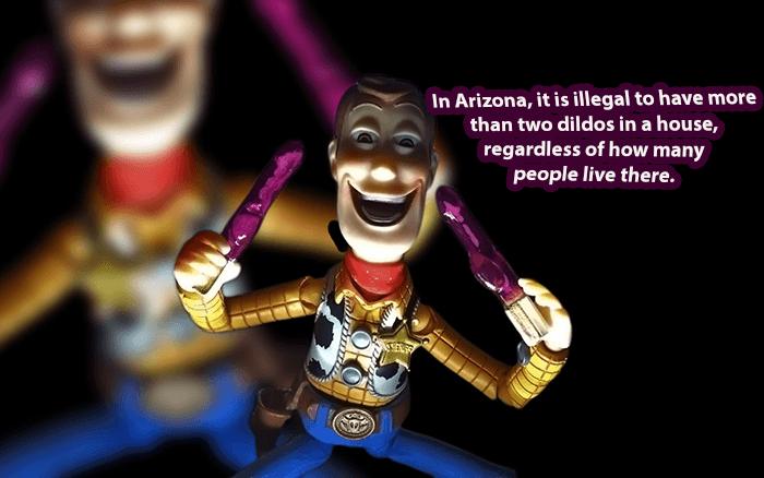Funny Stupid Laws Arizona