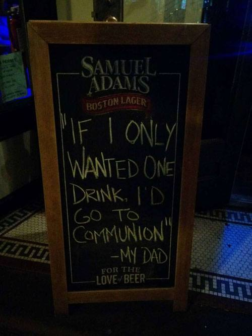 Go To Communion