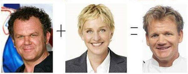 Gordon Ramsay Face Math