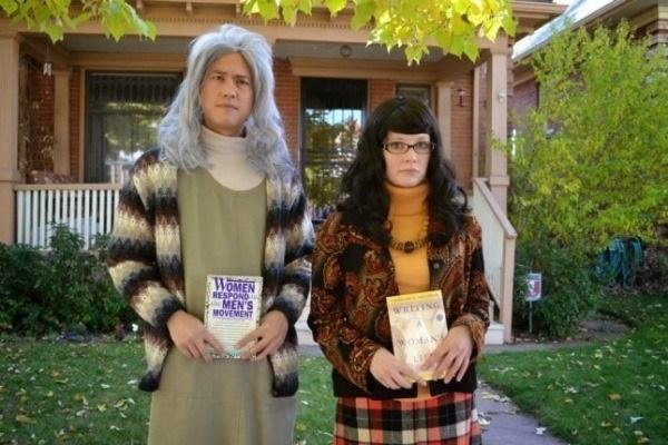 Halloween Couples Costumes Portlandia