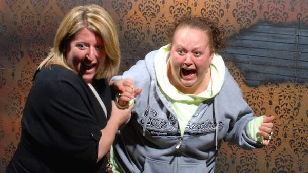 Hilarious Haunted House Pictures