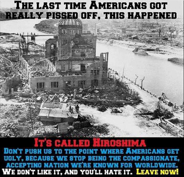 Hiroshima Stupid Memes