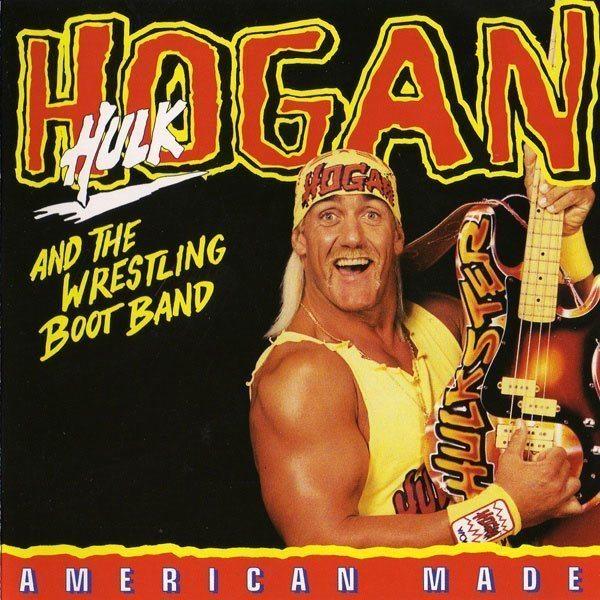 Hulk Hogan Celbrity Albums