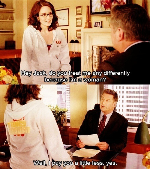 Jack Donaghy Quotes Paying Women