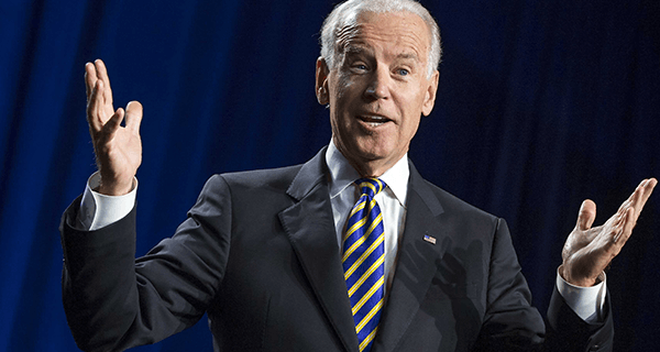 Joe Biden Announces