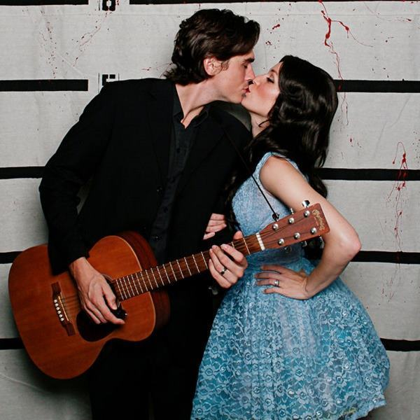 Johnny Cash And June Carter Halloween Costume