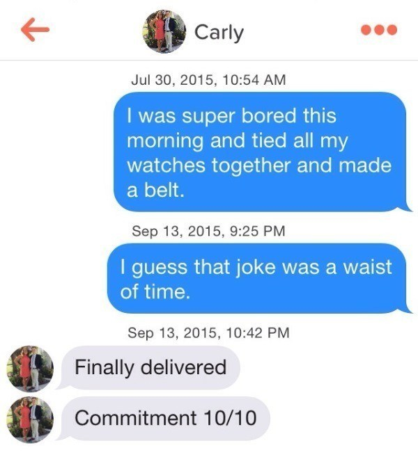 Joke Commitment