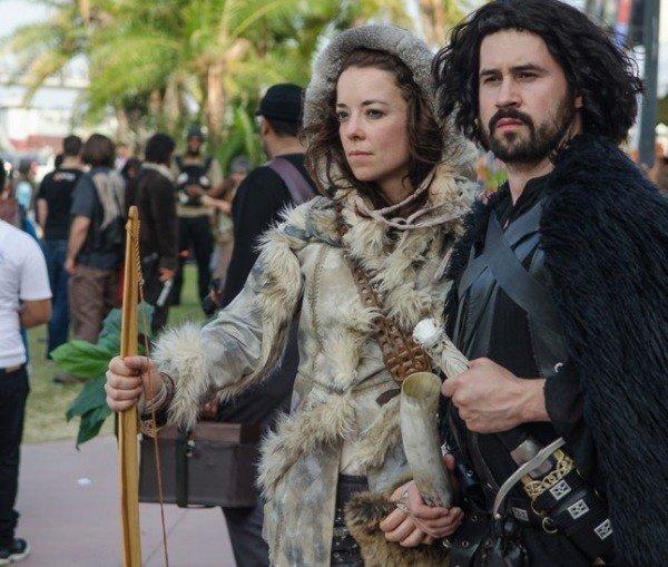 Jon Snow Ygritte
