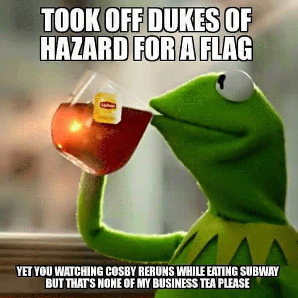 Kermit Tea Please