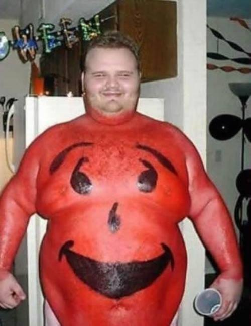 Kool Aid Halloween Costume Fails