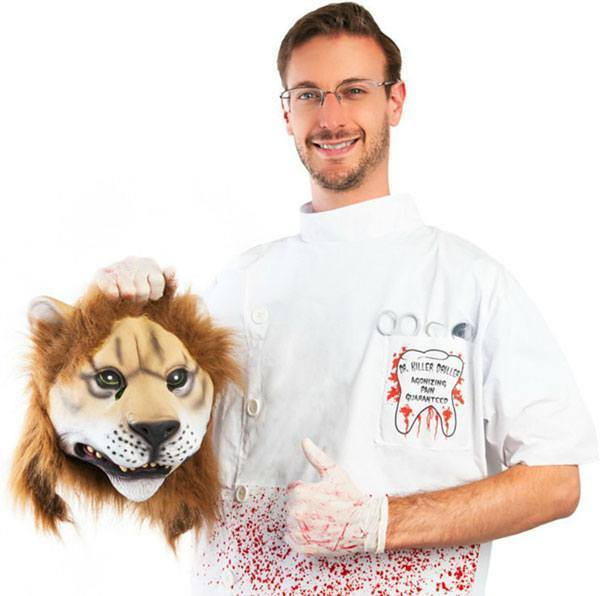 Lion Dentist