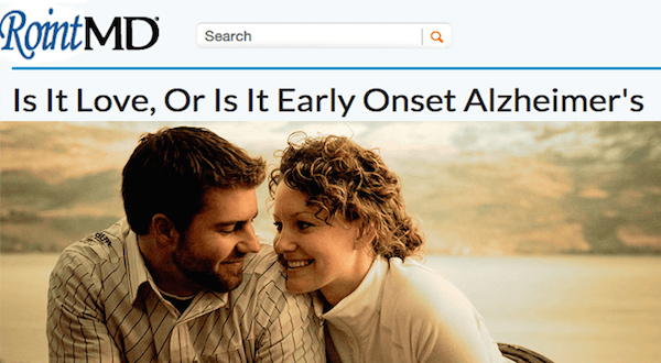 Love Or Alzheimers Feature
