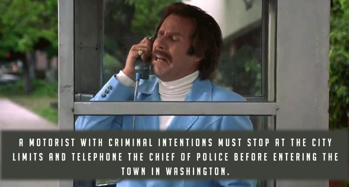 Motorist With Criminal Intentions