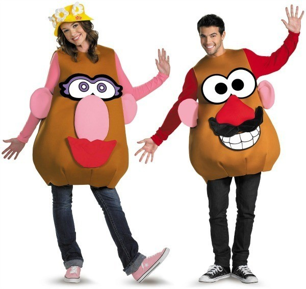 Mr. And Mrs. Potatohead