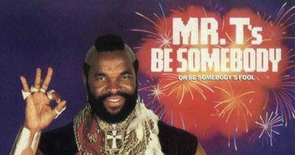 Mr T Album