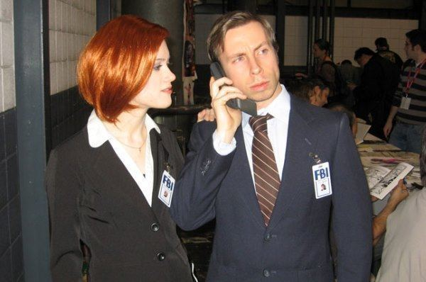 Mulder And Scully Costume